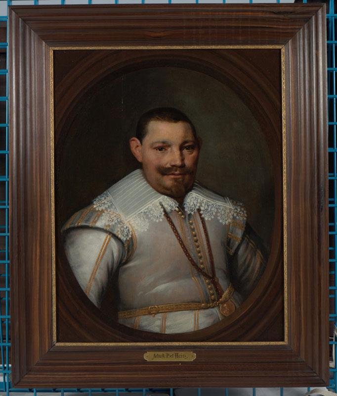 <p>Portret van Pieter Pietersz. Heyn</p>