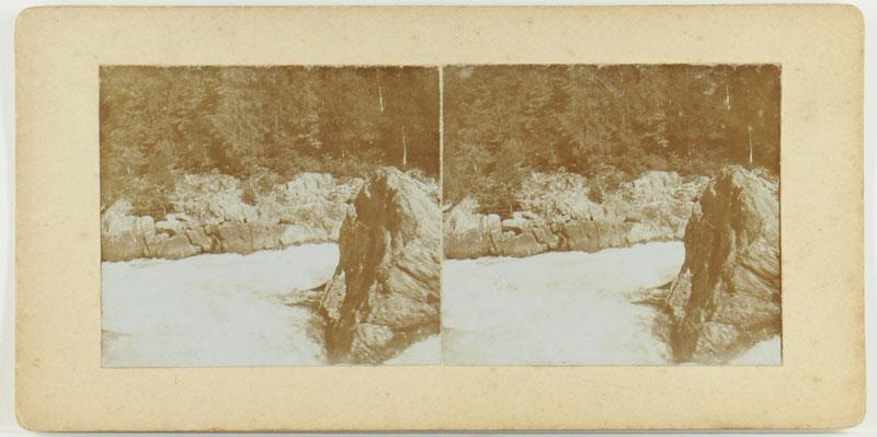 Eén van een set van twee stereofoto's gemaakt door W. Brunings tijdens zijn reis als jong [...]