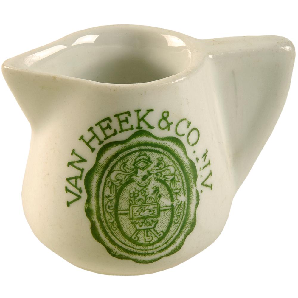 """Servies: """"van Heek & Co."""""""