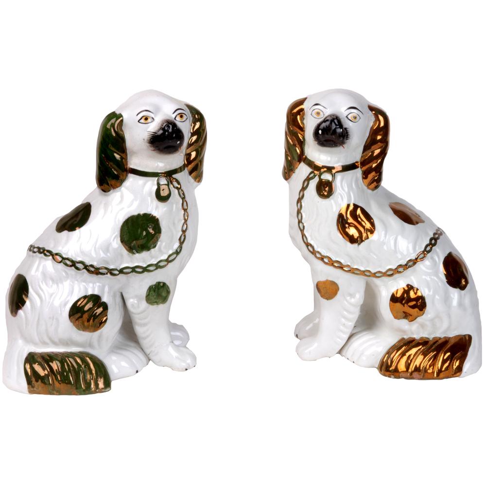 Beeld: Staffordshire hondjes