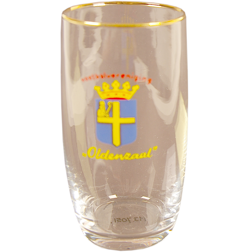 Jubileumglas: Voetbalvereniging Oldenzaal