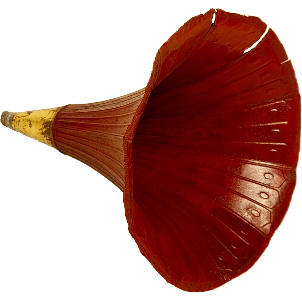 Grammofoon hoorn