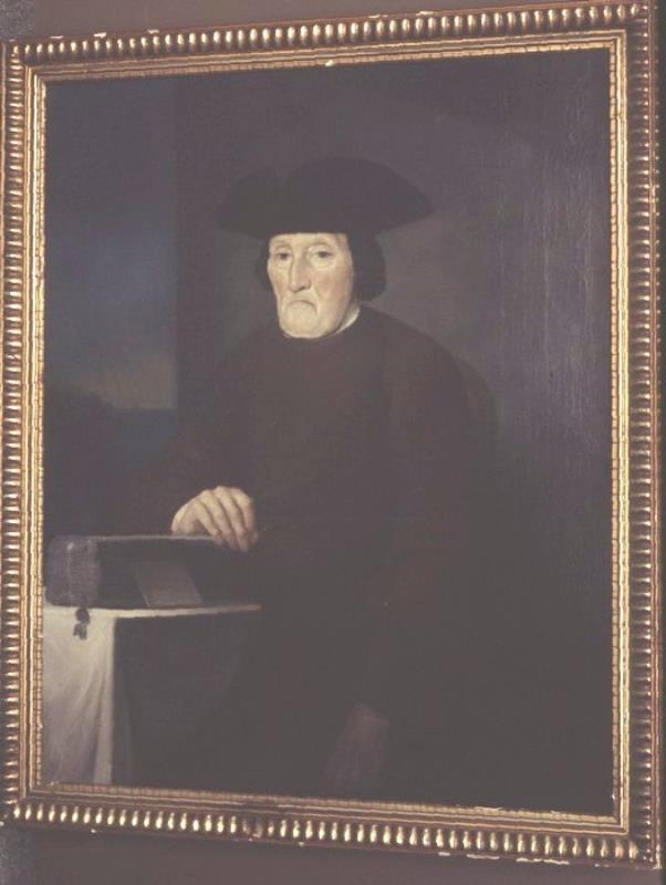 Schilderij: Portret Herman van Lochem (1695 -1782)