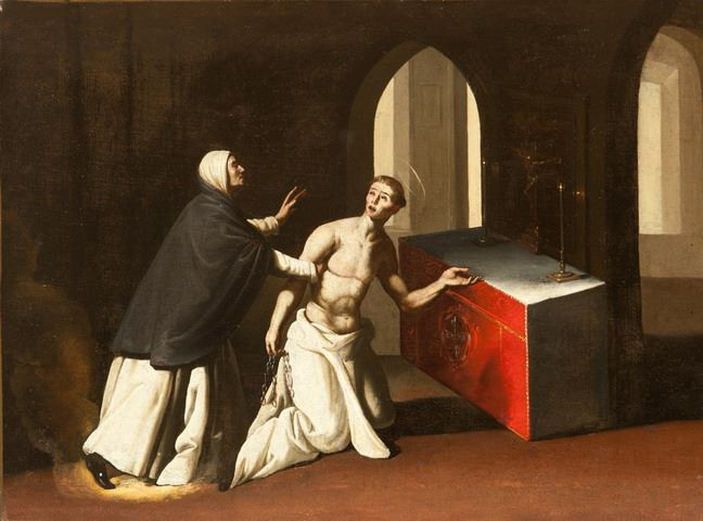 Heilige Monica en Augustinus