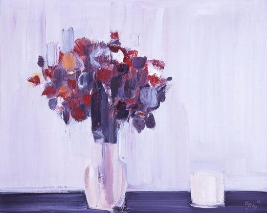 Bloemstilleven Bouquet de Fleurs