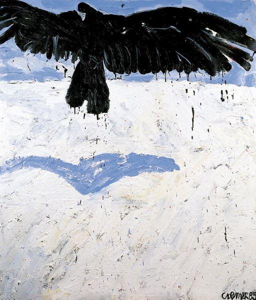 Adelaar Sneeuw
