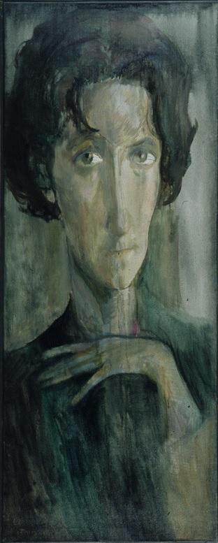 Portret van Christi Frisch