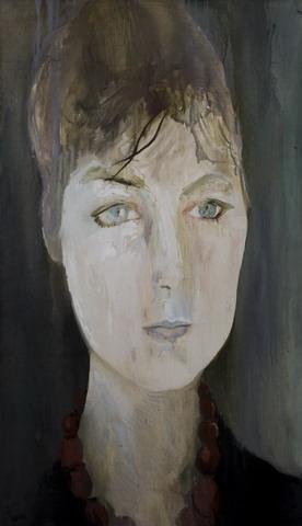 Portret van Ella