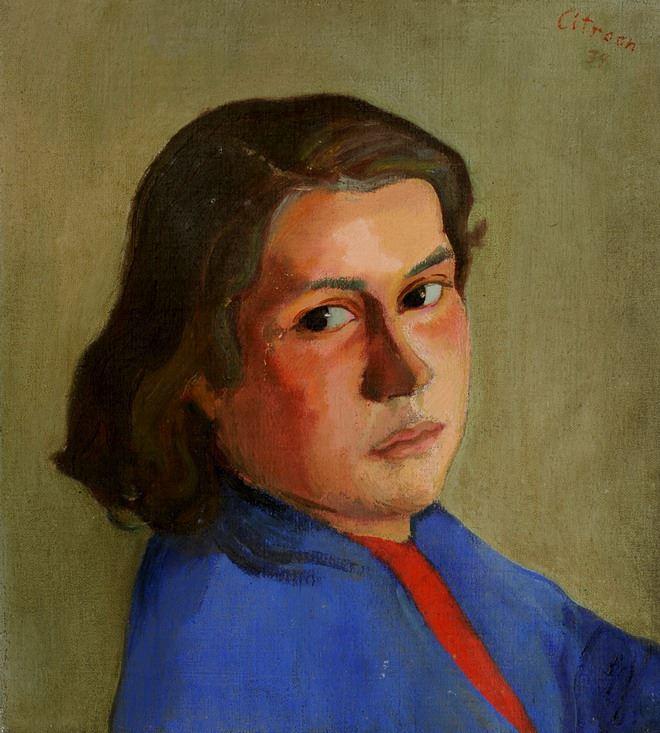 Portret van Petra van Leeuwen