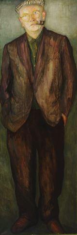 Portret van Herman Berserik