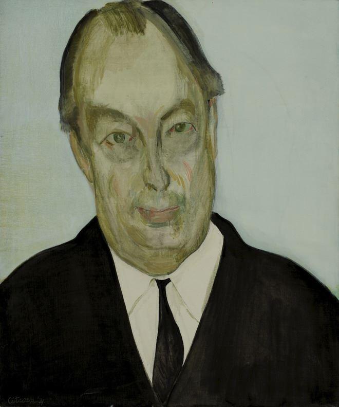 Portret van Nico Jesse.