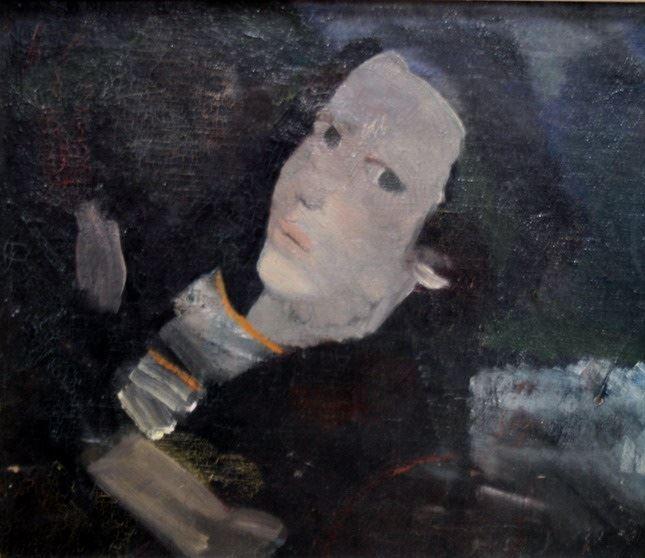 Portret van Lotte Masbacker