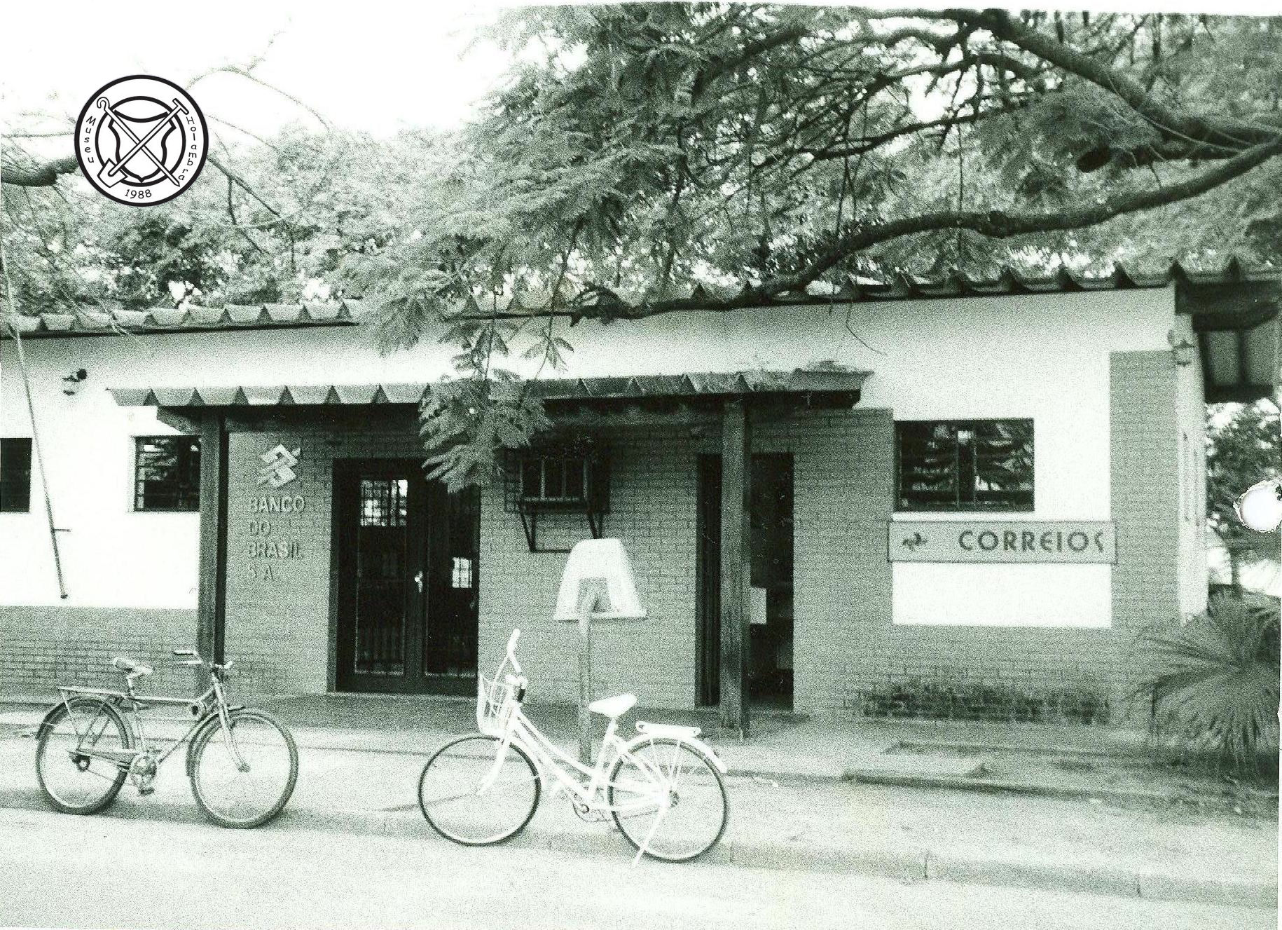 Banco do Brasil en postkantoor