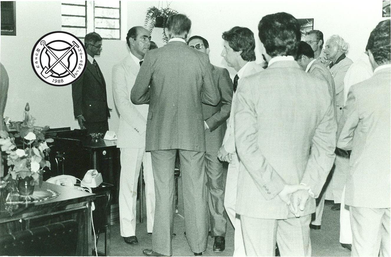 Opening van de Banco do Brasil
