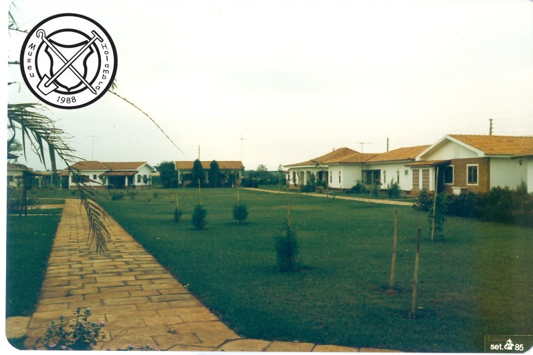 Huisjes op het Centro Social