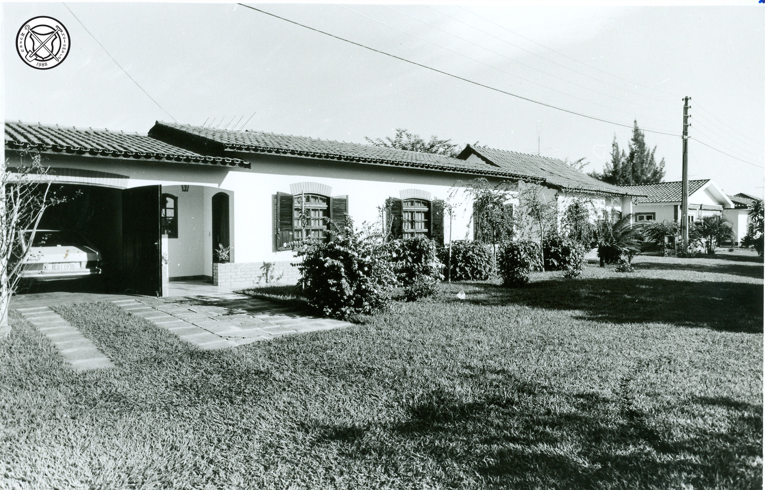 Enkele huizen op het Centro Social
