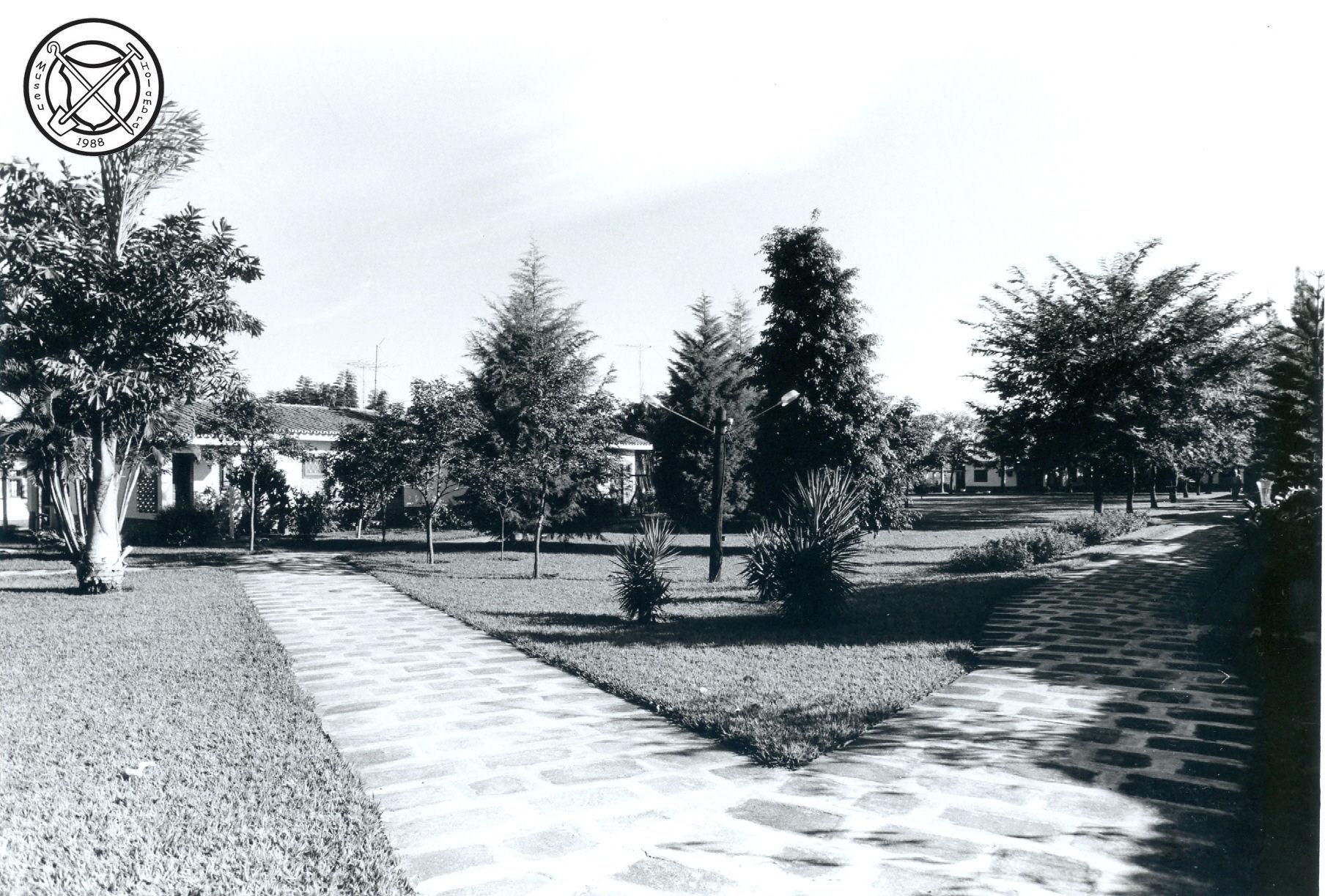 Straatje op het Centro Social
