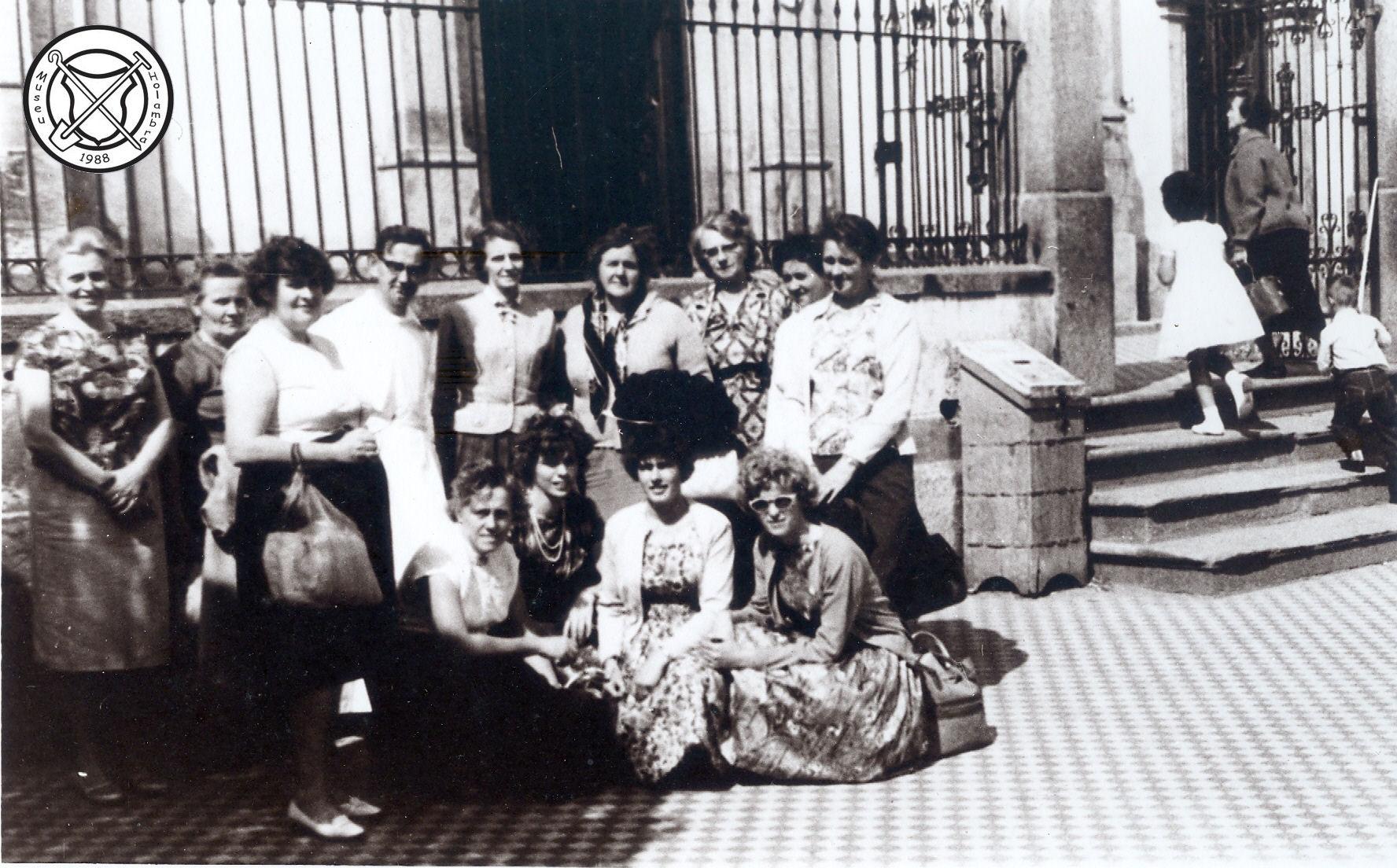 Uitje van het Vrouwengilde naar Aparecida