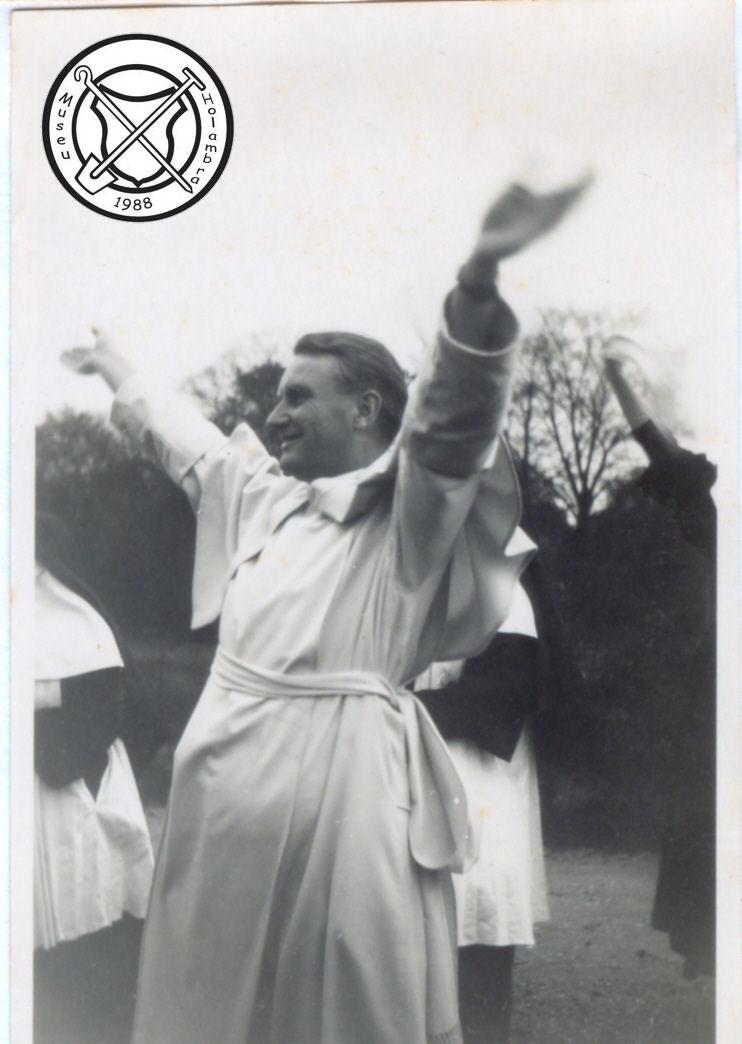 Pater Godfried Sijen