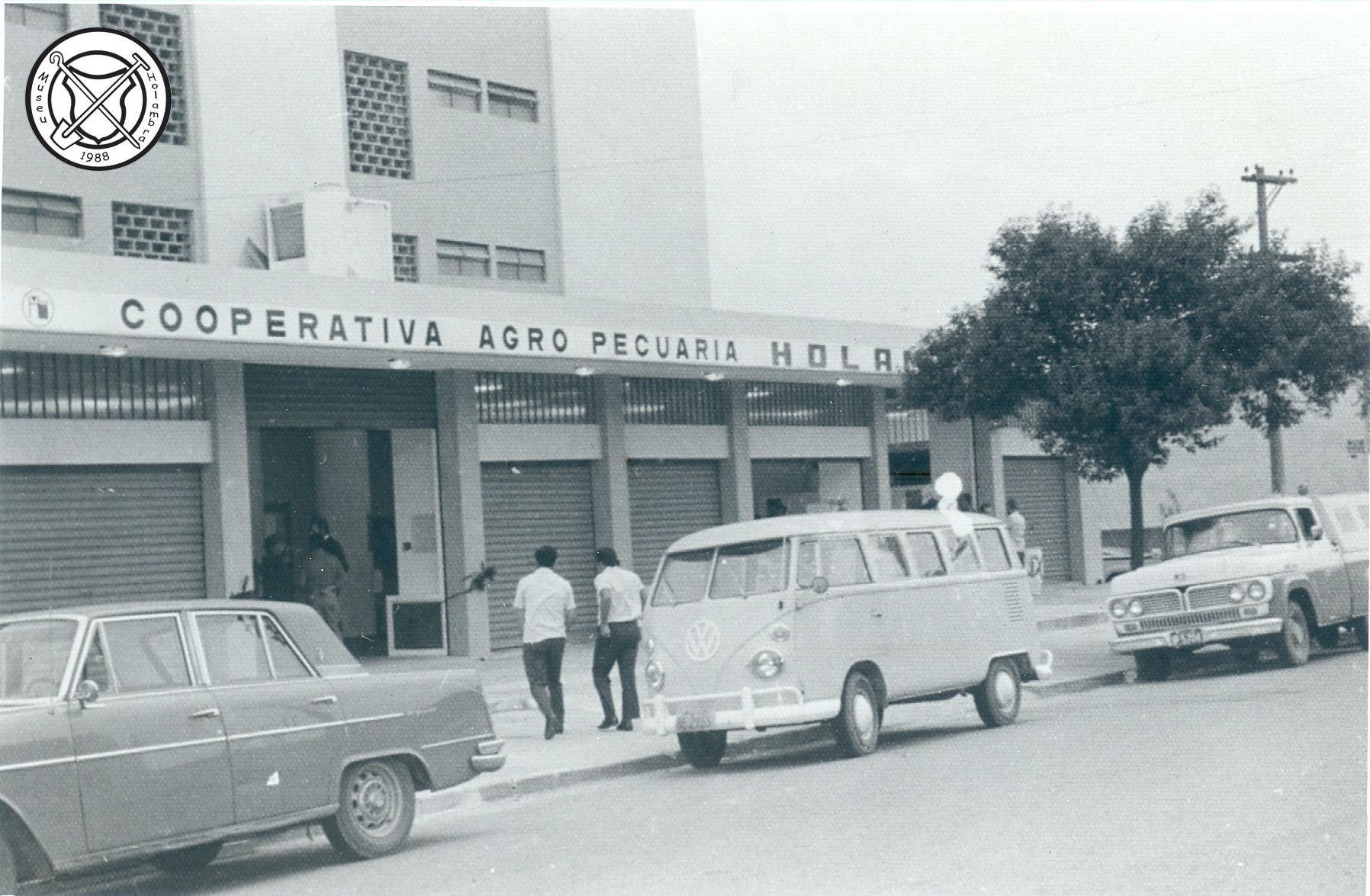 Afdeling van de Coöperatie (CAPH) in Campinas