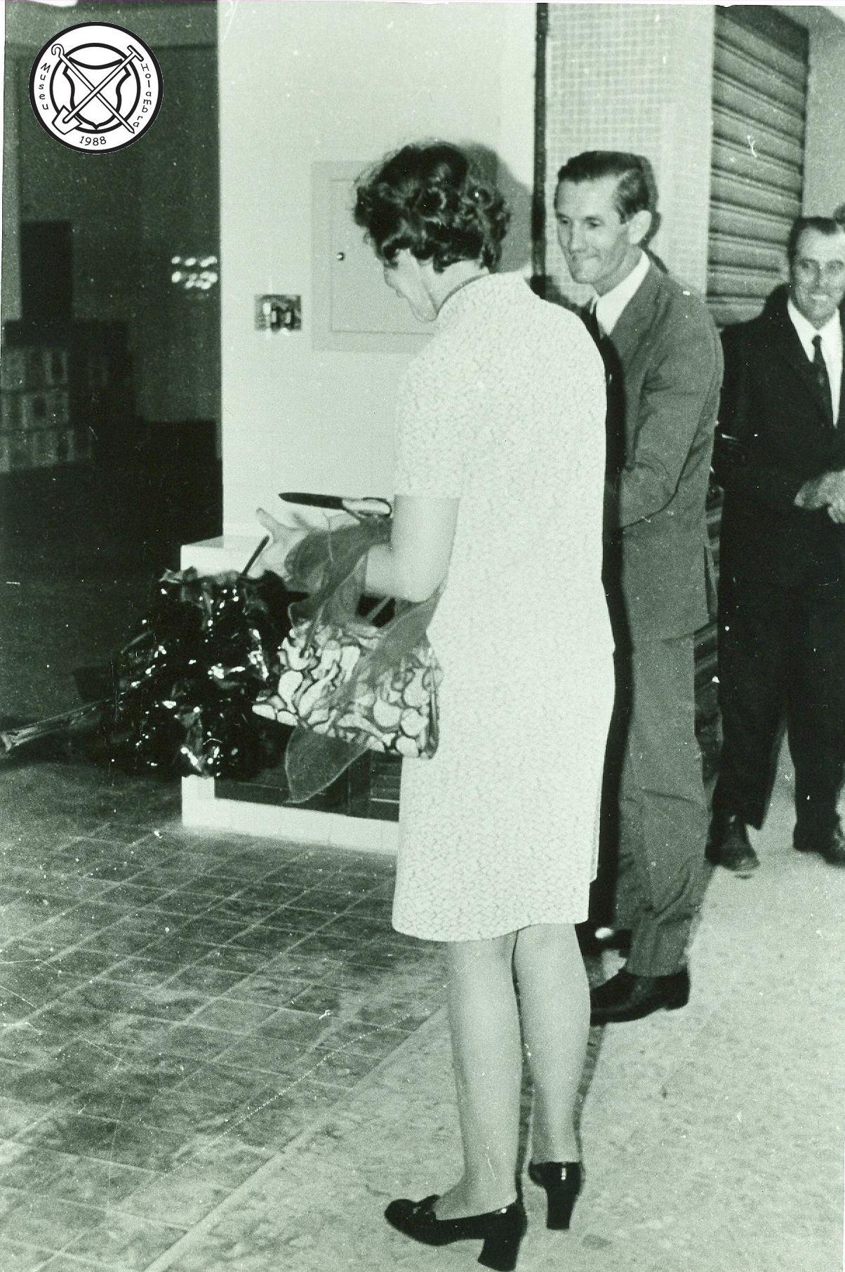 Opening van de afdeling van de Coöperatie (CAPH) in Campinas