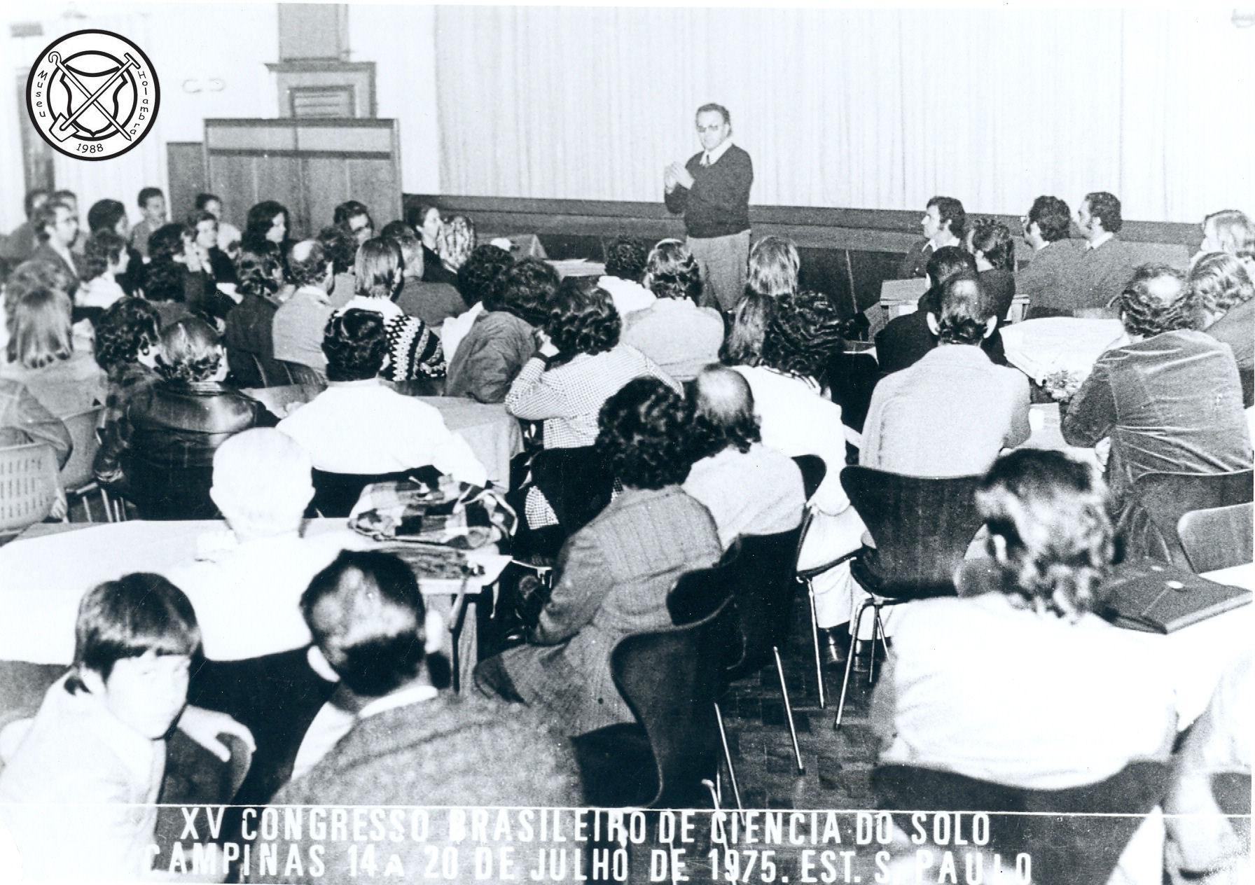 XV Braziliaanse Congres over Bodemwetenschap