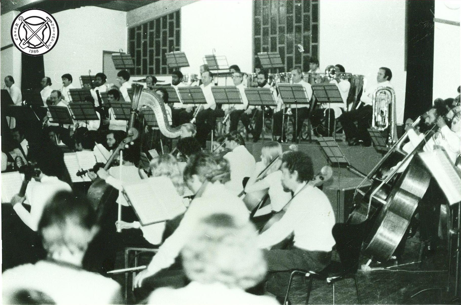 Symfonieorkest (Orquestra Sinfônica) van Campinas