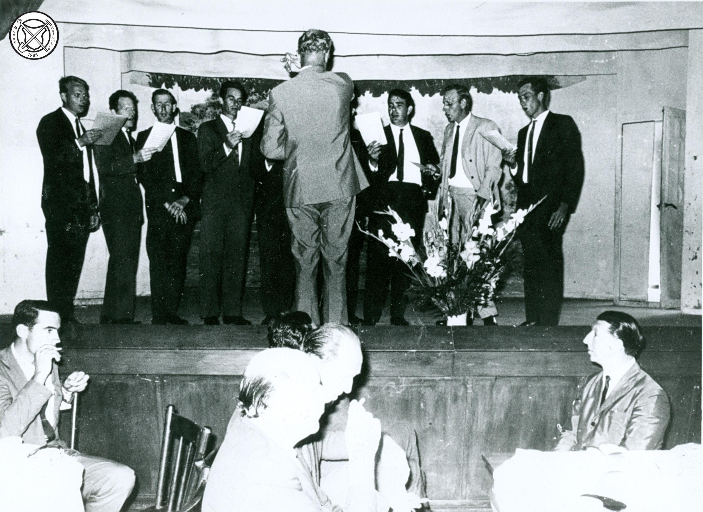 Optreden in de Club