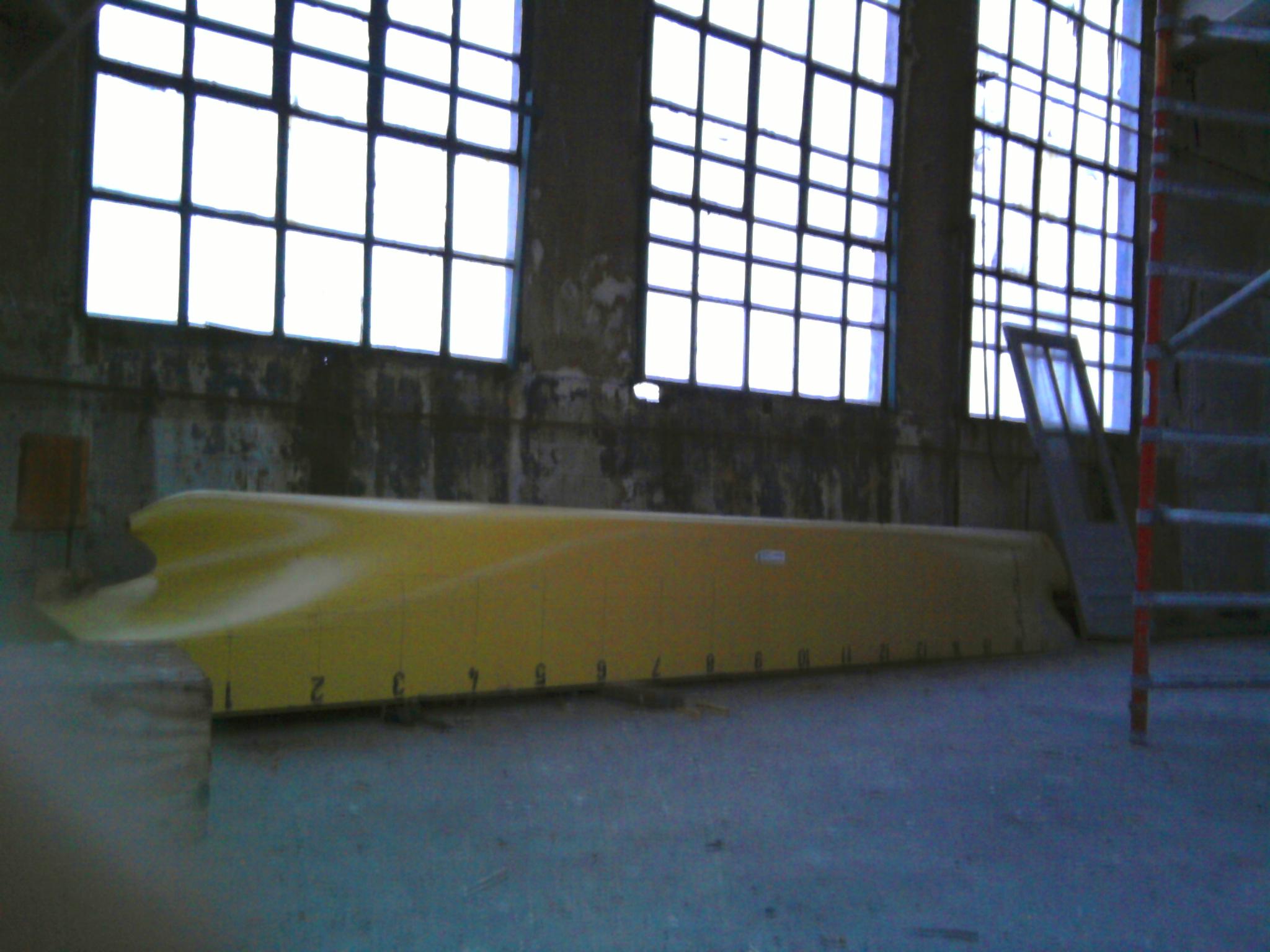 Tewaterlatingsmodel veerboot PSD