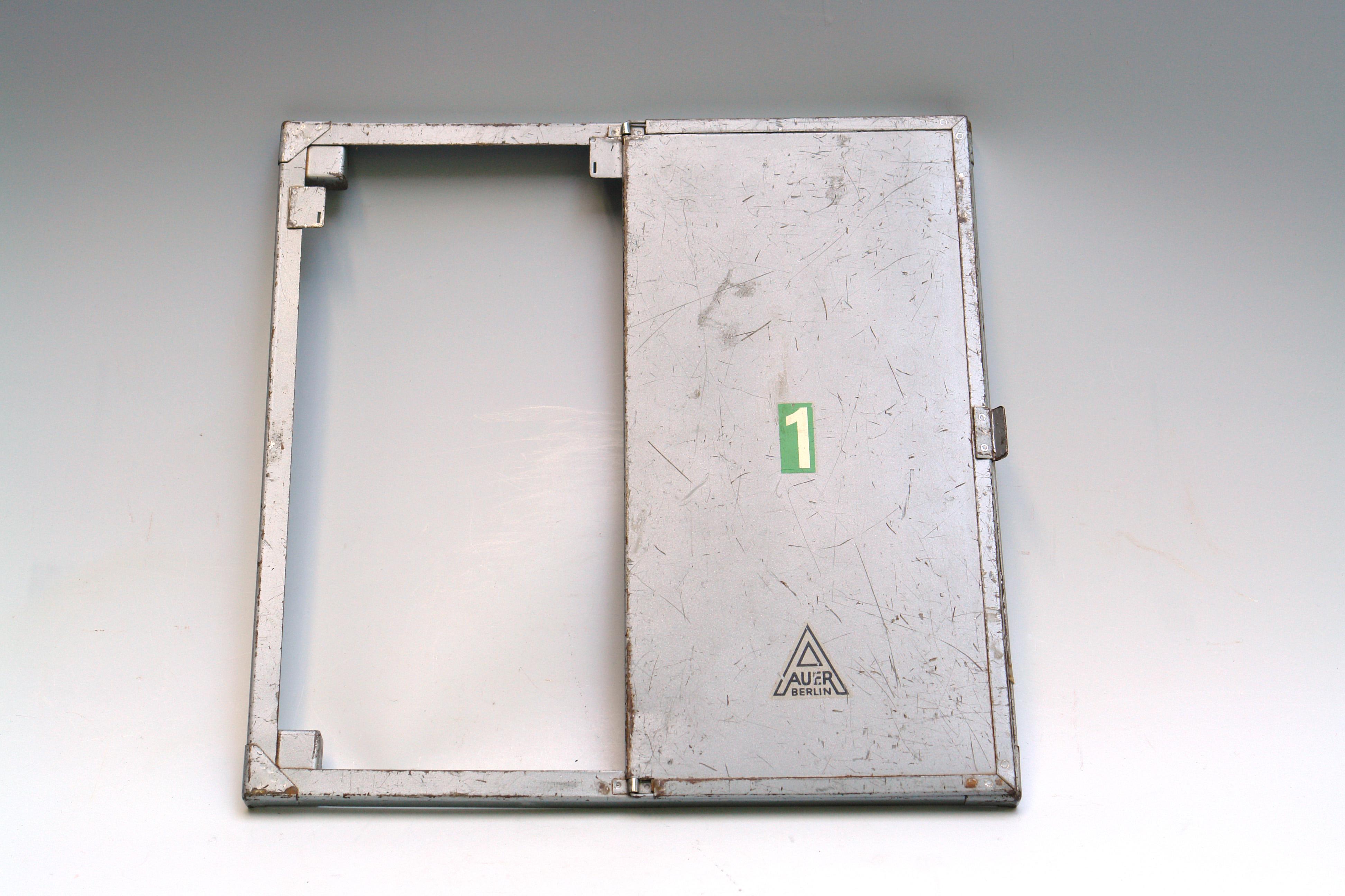 Röntgenplaten met scharnier, 1960-1990